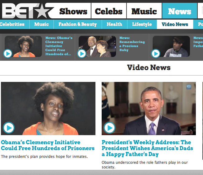 BET.com takes a look at federal drug laws and talks with Ebony Underwood, Daughter of Incarcerated Parent about Obama's Clemency Initiative